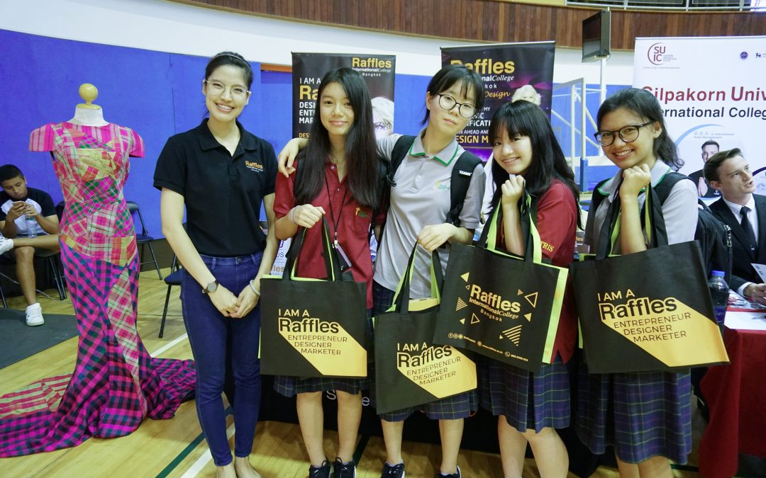 RIS Thai College Fair 2018