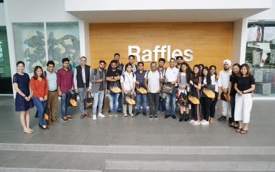 Campus Visit from Learning While Travelling