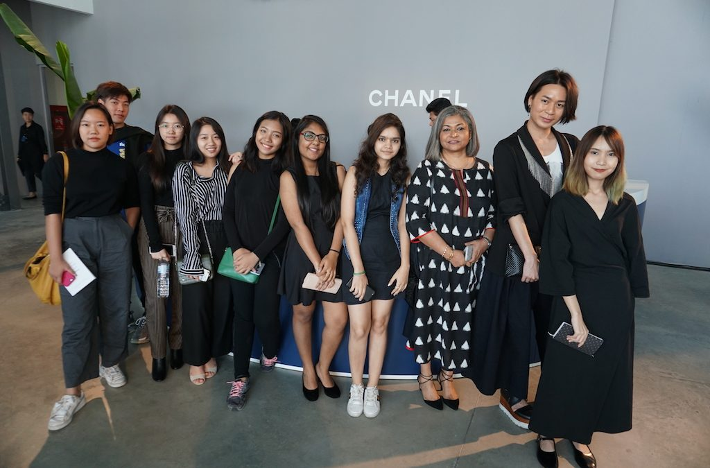 CHANEL Masterclass in Bangkok