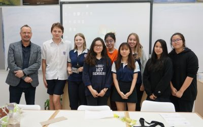 Creative Thinking Workshop @ St. Andrews International School, Sukhumvit 107