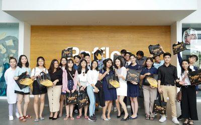Campus visit from Pride International School Myanmar