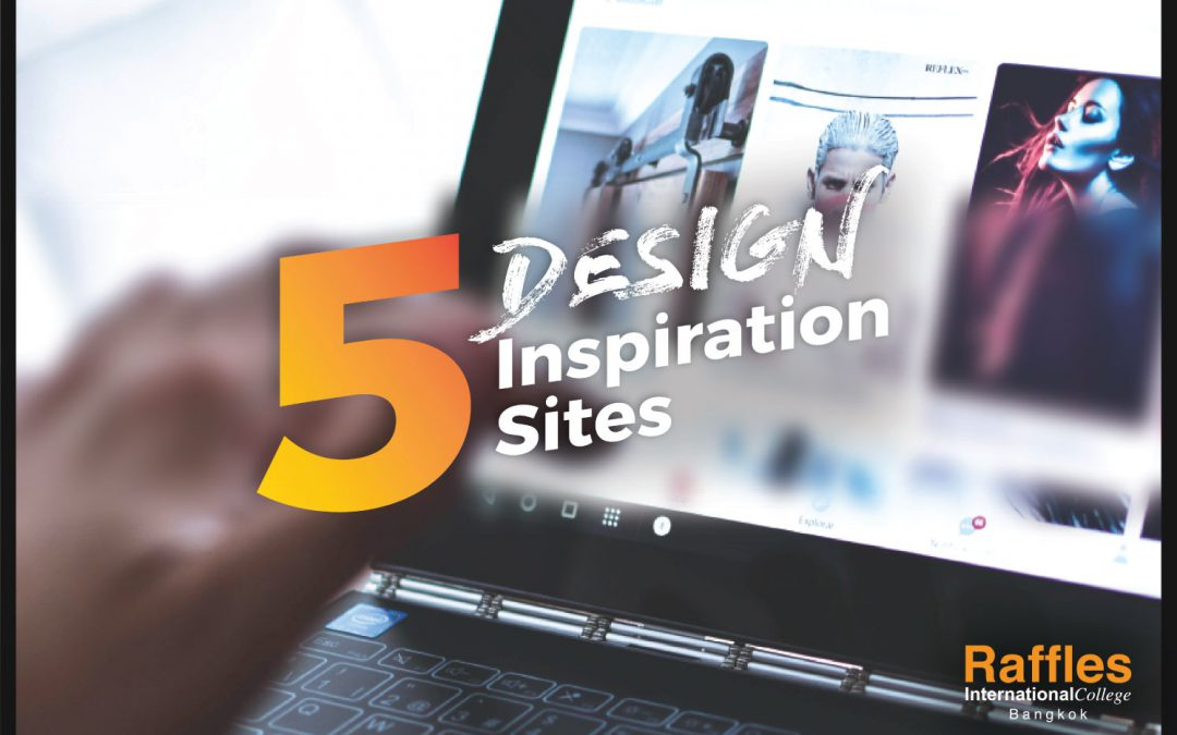 5 Design Inspiration Sites