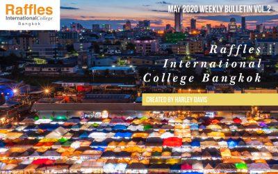 May Weekly Bulletin VOL 2 .
