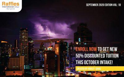 September Weekly Bulletin VOL 18