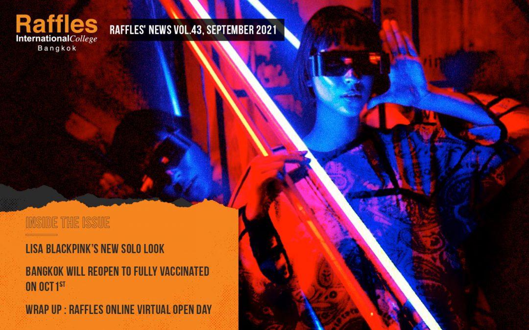 Raffles' News Vol.43